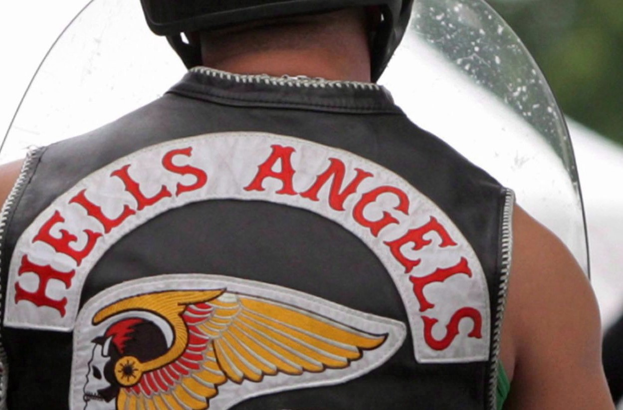 Pictures party hells angels Photos: Hells