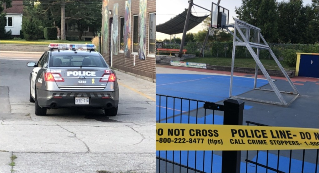 Toronto shootings: Man shot twice at basketball court in Scarborough
