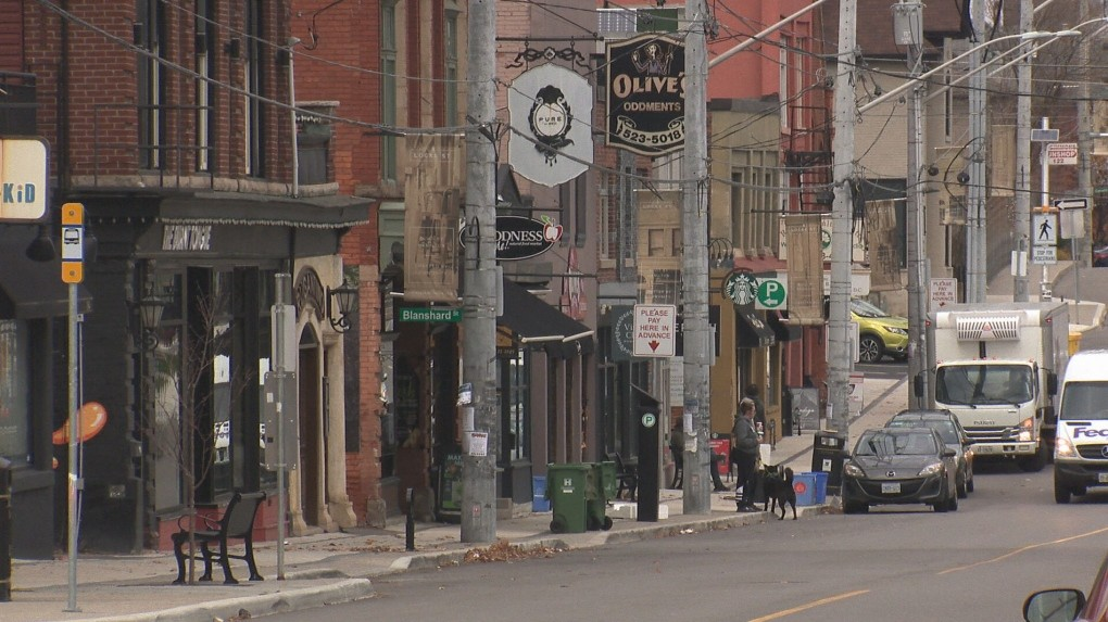 Hamilton Implements Further Covid 19 Restrictions For Retail And Workplaces Ctv News