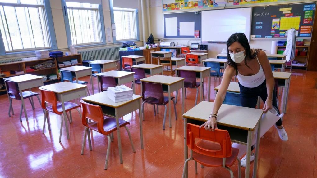 The Best Back To School Kit For Coronavirus Masks Hand Sanitizer And Positivity Ctv News