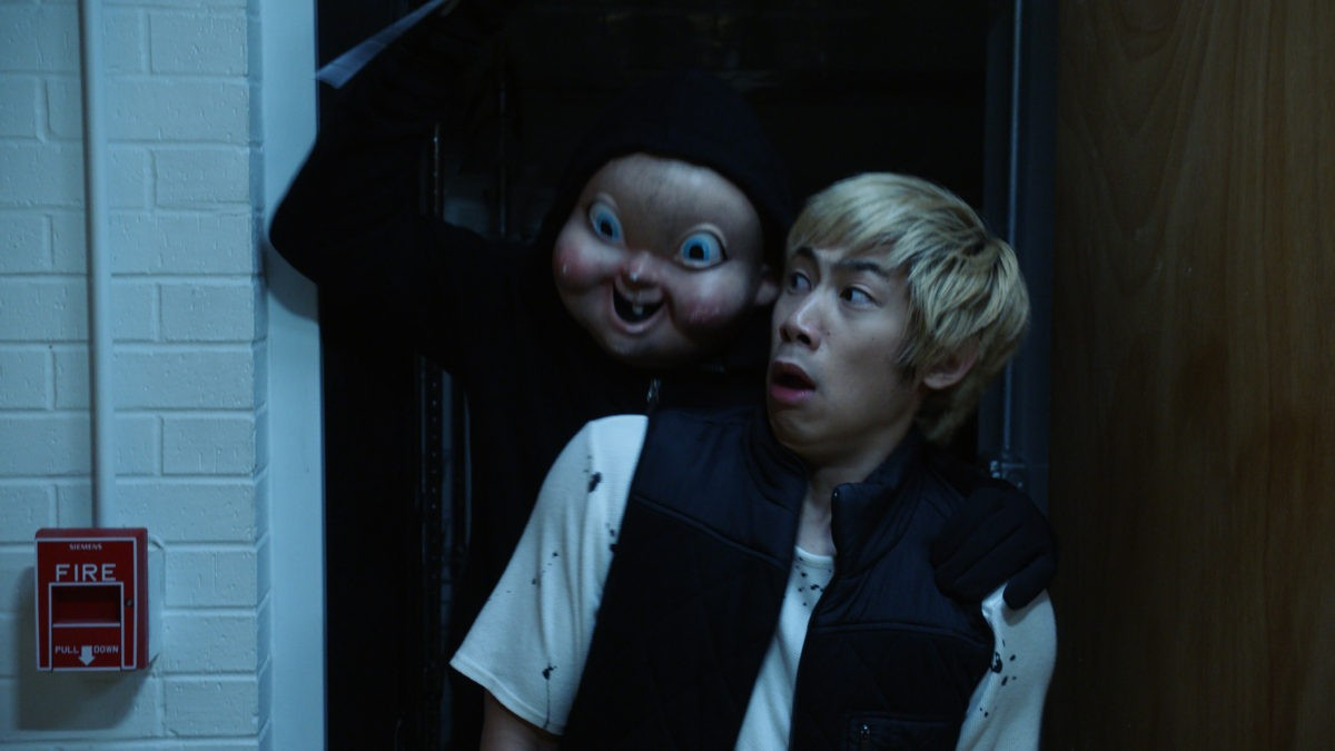 Phi Vu in 'Happy Death Day 2U'