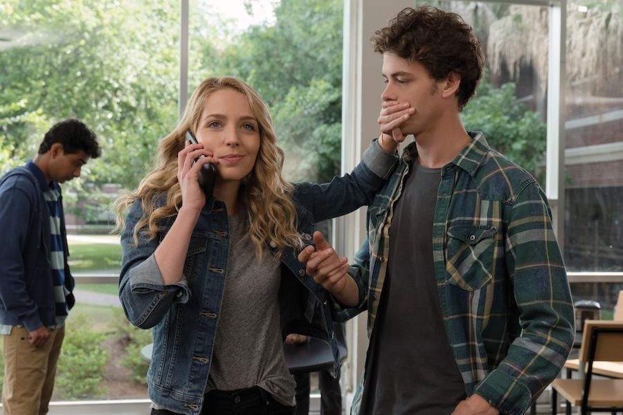 aA scene from 'Happy Death Day 2U'