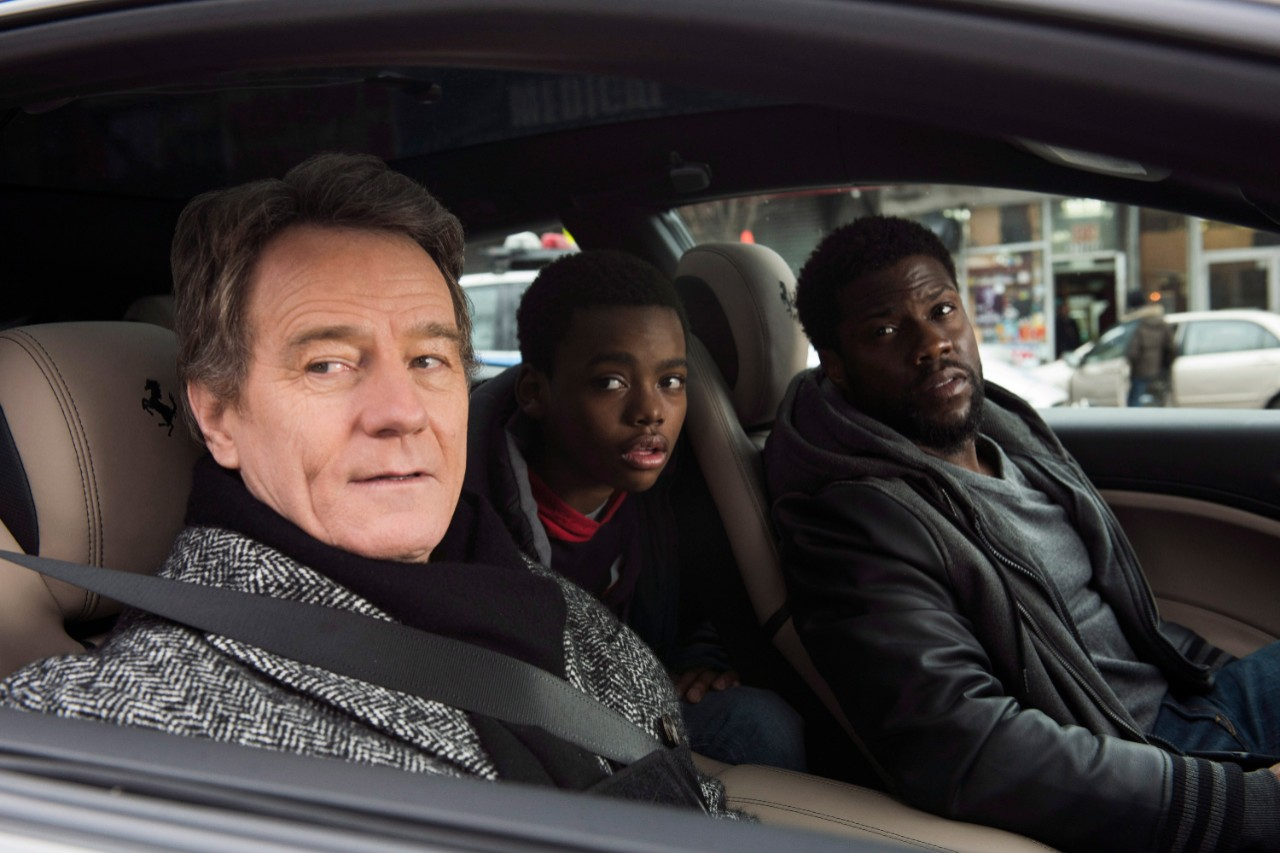 A scene from  'The Upside'