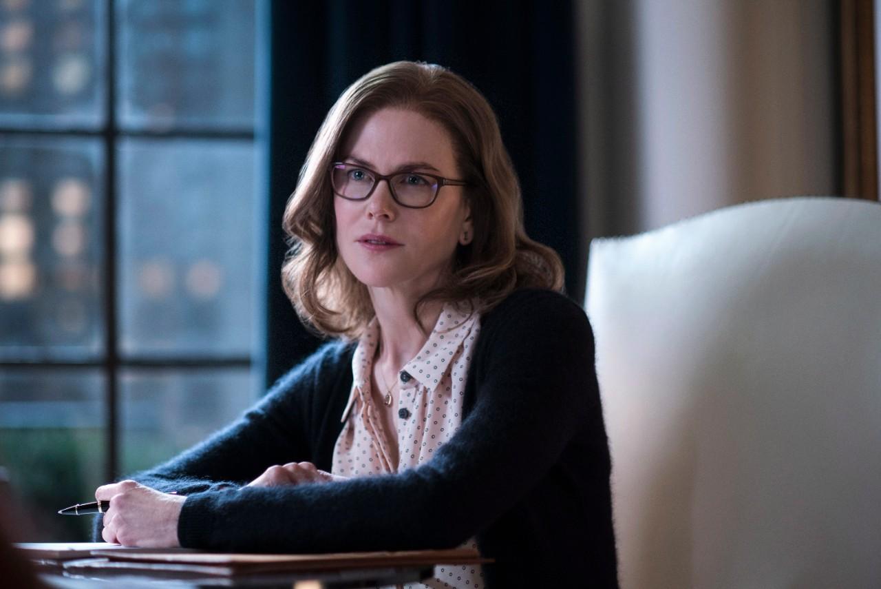 Nicole Kidman in 'The Upside'