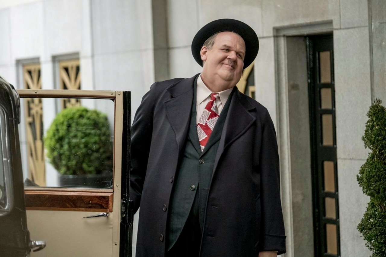John C. Reilly as Oliver Hardy
