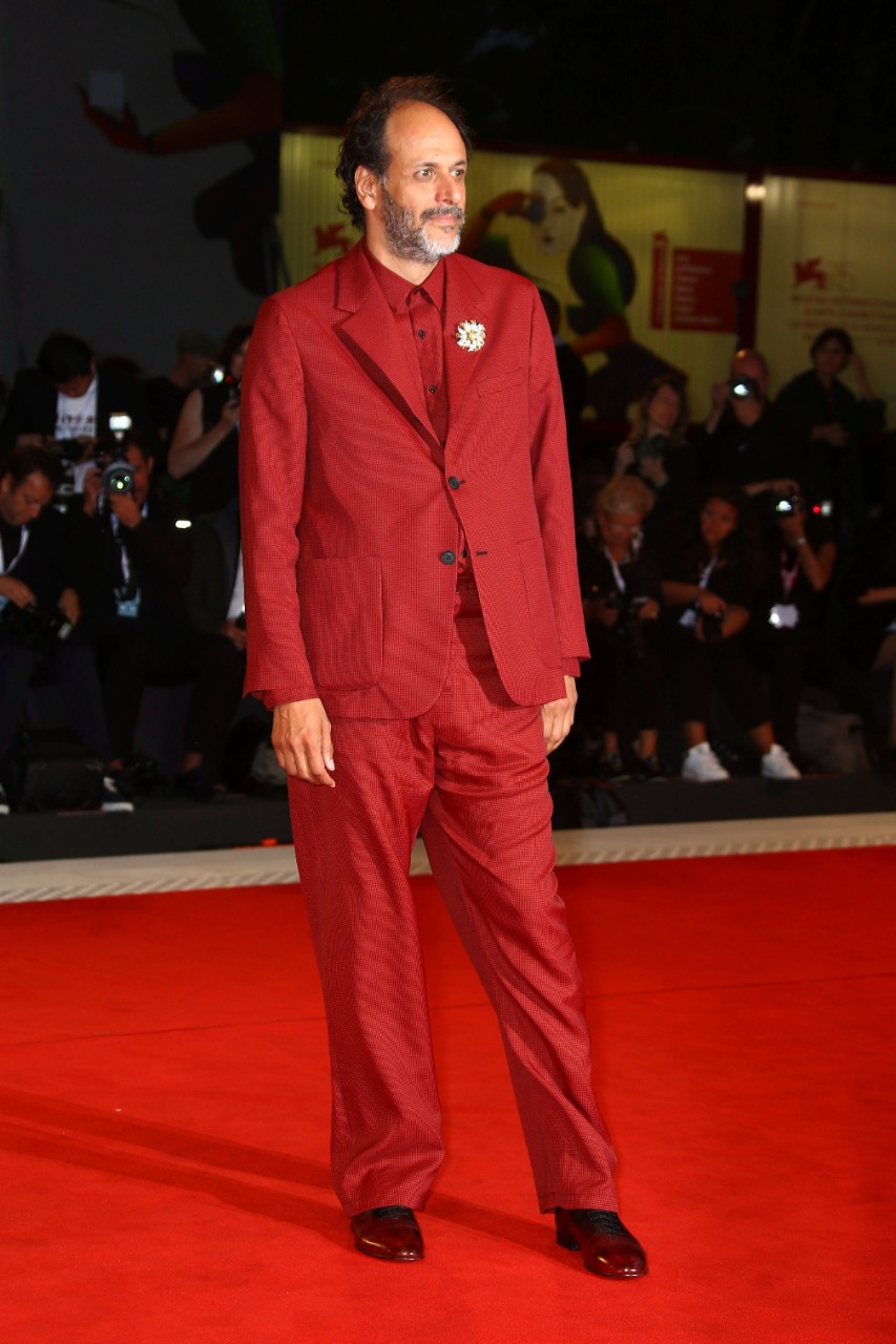 Director Luca Guadagnino at the 'Suspiria' premiere in Venice, Italy, on Sept. 1, 2018. (Joel C Ryan / Invision / AP)