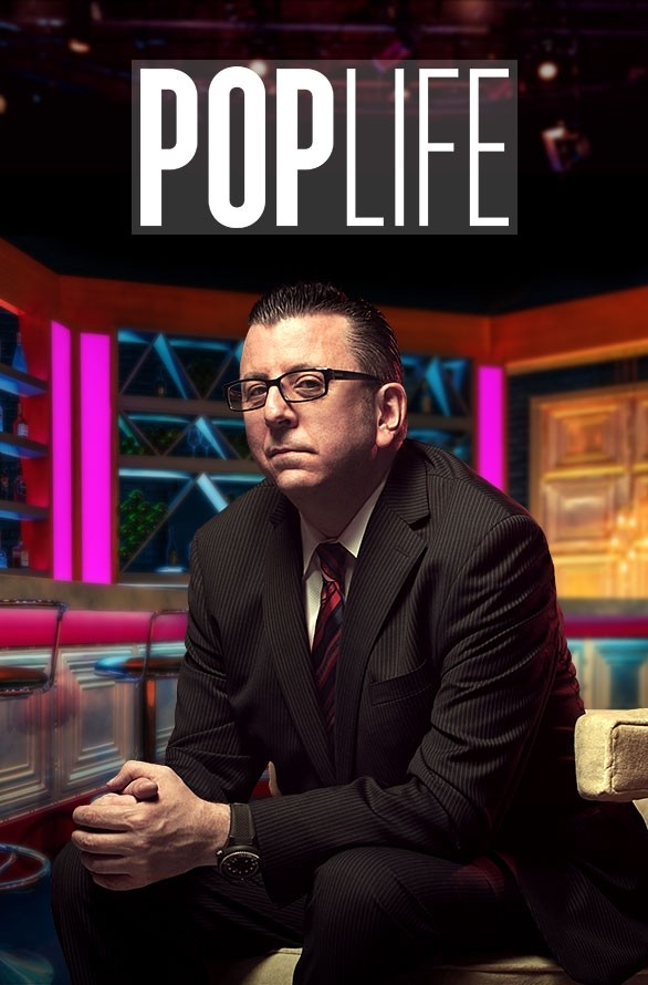 'Pop Life' host Richard Crouse