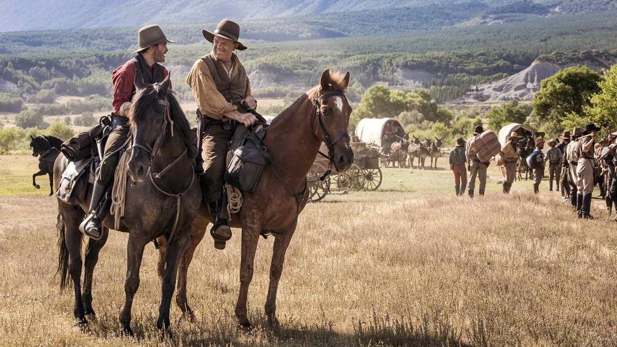 "Joaquin Phoenix and John C. Reilly in ""The Sisters Brothers"""