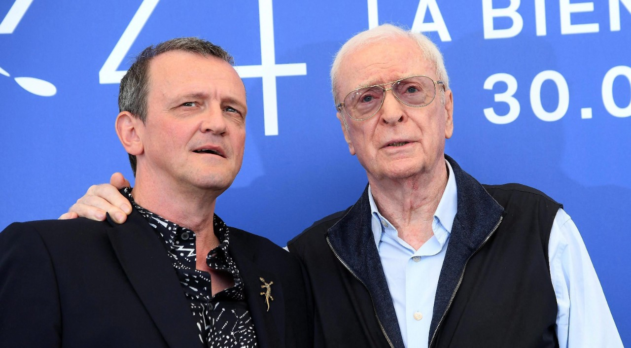 'My Generation' director David Batty and Michael Caine