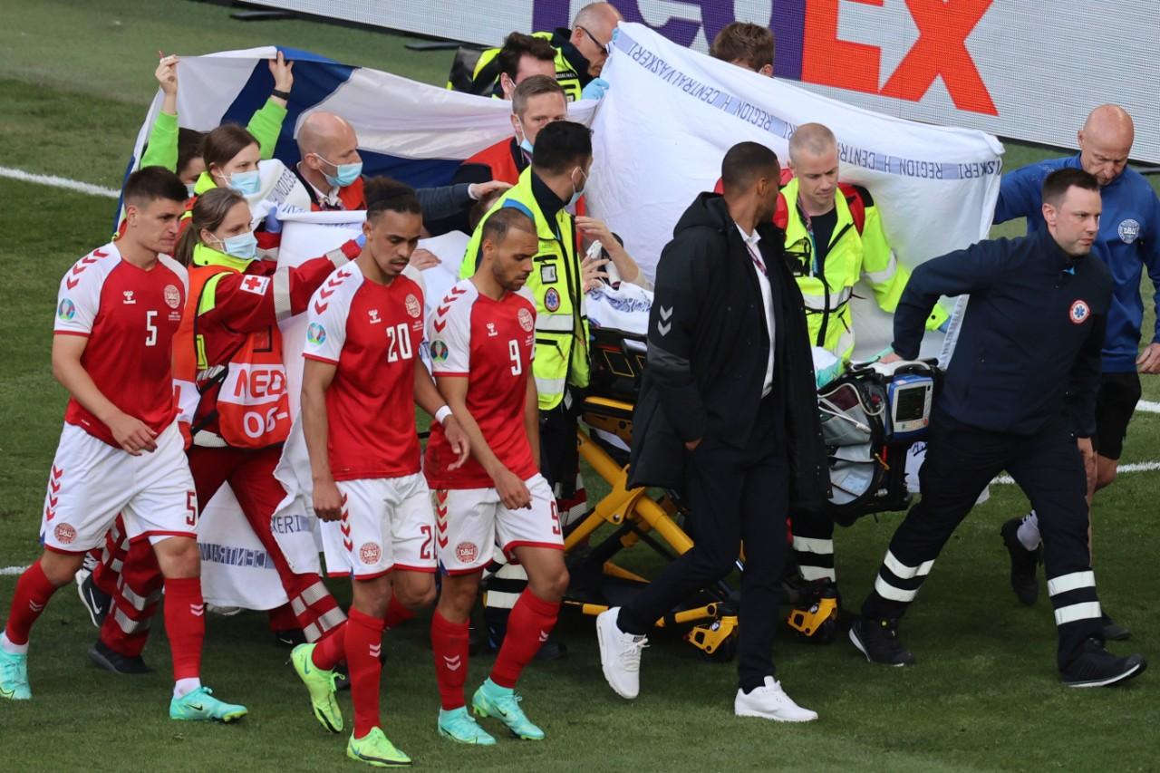 Christian Eriksen suffered cardiac arrest during Euros match, doctor says   CTV News