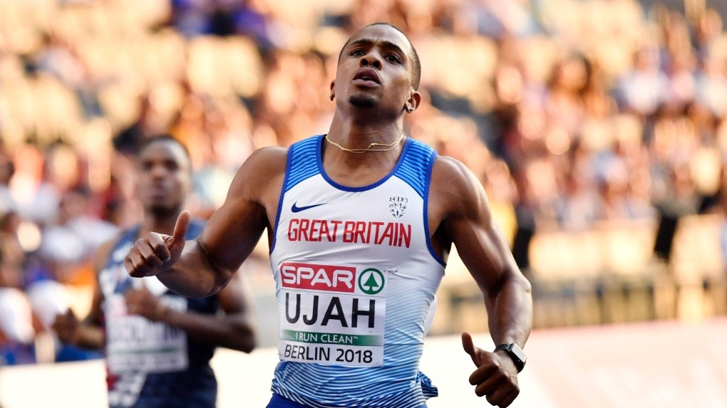 CJ Ujah, Olympic Silver Medalist for Great Britain in 4×100 Relay, Suspended for Anti-Doping Violation