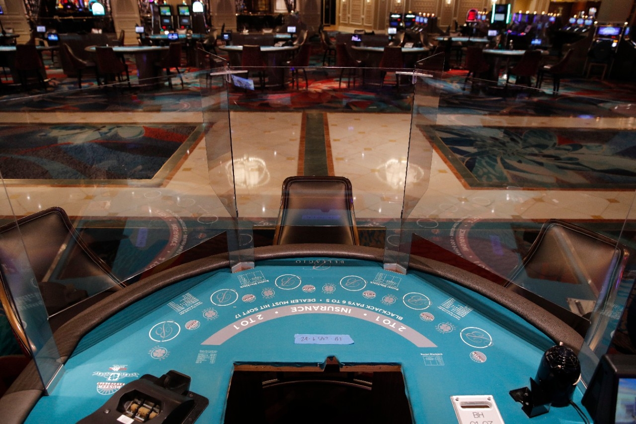 Disinfected dice: Las Vegas casinos getting ready to roll | CTV News